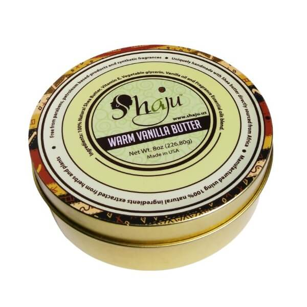 Shaju Warm Vanilla Body Butter