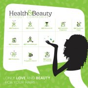 Shaju Shea Butter Custom Hair Cream Health & Beauty Without Compromise