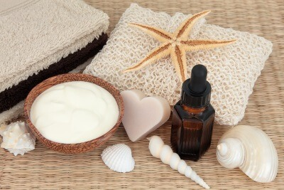 Natural Skin Care Products - Shea Butter