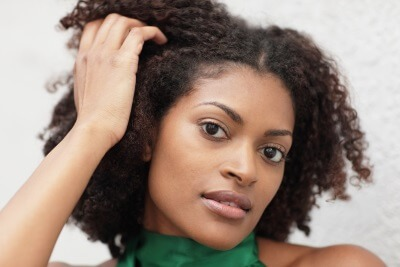 How to Tame Hair Edges