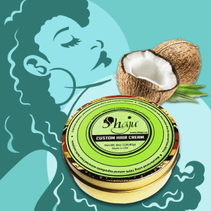 Shea Butter and Coconut Hair Cream