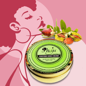 Shea Butter and Jojoba Hair Cream