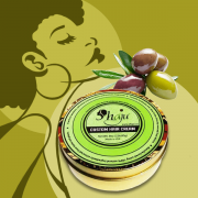 Shea Butter and Olive Hair Cream